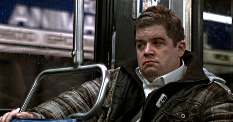 Big Fan Large Blue Patton Oswalt